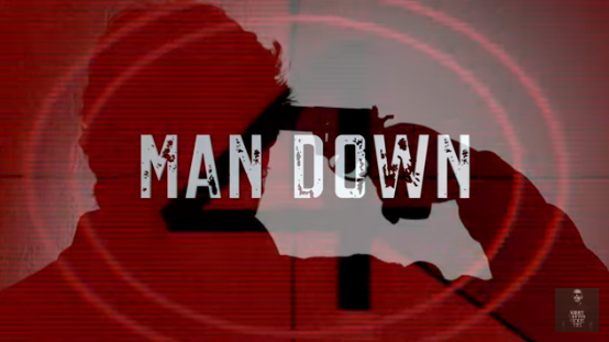 Man Down Featuring Demrick (Official Music Video)