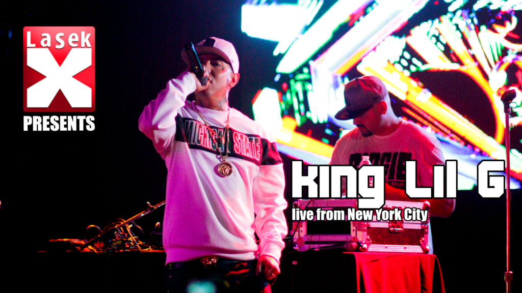 King lil G live in New York City